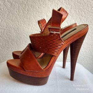 Rachel Zoe Platform Heels